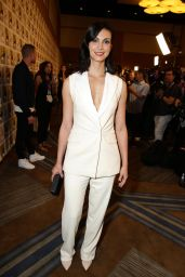 Morena Baccarin - 20th Century Fox press Line at Comic-Con in San Diego, July 2015