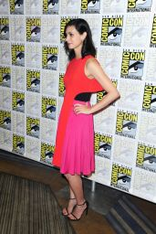 Morena Baccarin - Gotham Press Line at Comic Con in San Diego