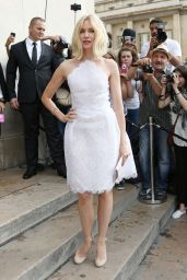 Naomi Watts - Armani Fashion Show in Paris, July 2015