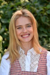 Natalia Vodianova – Dior's Fall-Winter 2015/2016 Haute Couture collection show in Paris