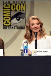 Natalie Dormer – Game of Thrones Panel – 2015 Comic Con in San Diego
