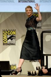 Natalie Dormer - Patient Zero Panel - Comic-Con in San Diego, July 2015