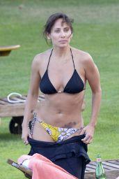 Natalie Imbruglia in a Bikini - Sardinia - July 2015