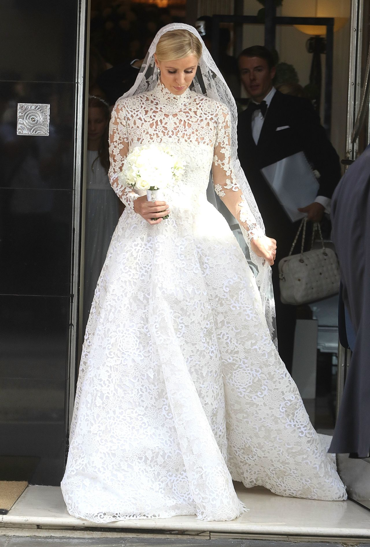 Nicky Hilton And James Rothschild S Wedding Day In London
