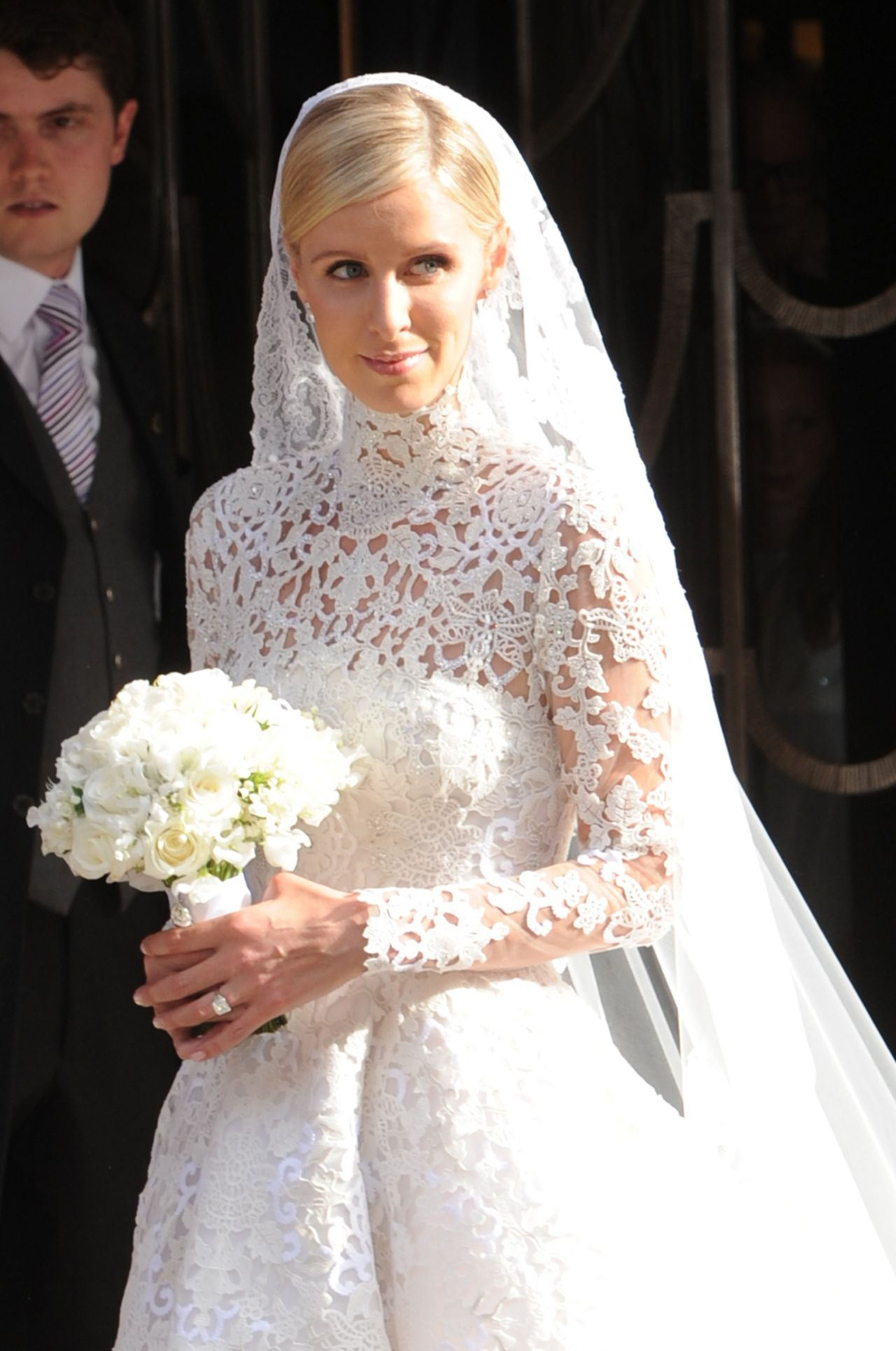 nicky hilton and james rothschild u0026 39 s wedding day in london  july 2015