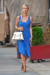 Nicky Hilton Summer Style - Out in New York City - July 2015