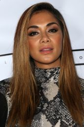 Nicole Scherzinger - Michael Costello Capsule Collection Launch party in Los Angeles
