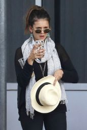 Nina Dobrev Casual Style - Out in St Tropez, July 2015
