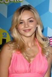 Oana Gregory - 2015 Just Jared Summer Bash Pool Party in Hollywood