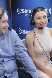 Olesya Rulin - EW Channel Broadcast at 2015 Comic-Con in San Diego