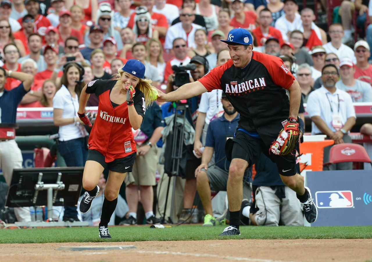 All-Star Legends & Celebrity Softball Game - Wikipedia