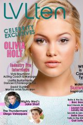 Olivia Holt - LVlten Magazine July/August 2015 Issue