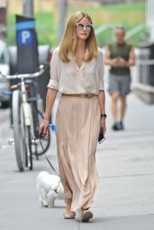 Olivia Palermo Summer Style - Out in New York City, July 2015