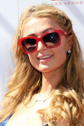 Paris Hilton at 4th Of July Party in Las Vegas
