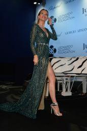 Petra Nemcova - 2015 Leonardo DiCaprio Foundation Saint-Tropez Gala