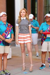 Peyton Roi List - Special Olympics Track and Field Medal Ceremony, July 2015