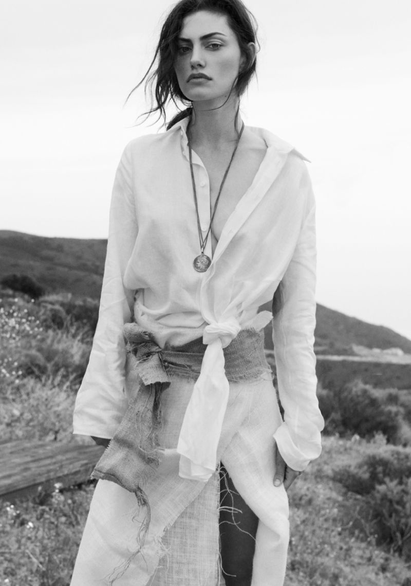 Phoebe Tonkin - Photoshoot for Unconditional Magazine ...