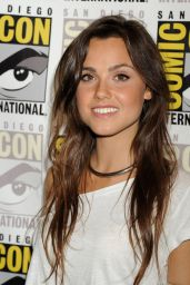 Poppy Drayton - The Shannara Chronicles Press Room at Comic-Con in San Diego