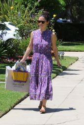 Rachel Bilson - Out in Beverly Hills, July 2015