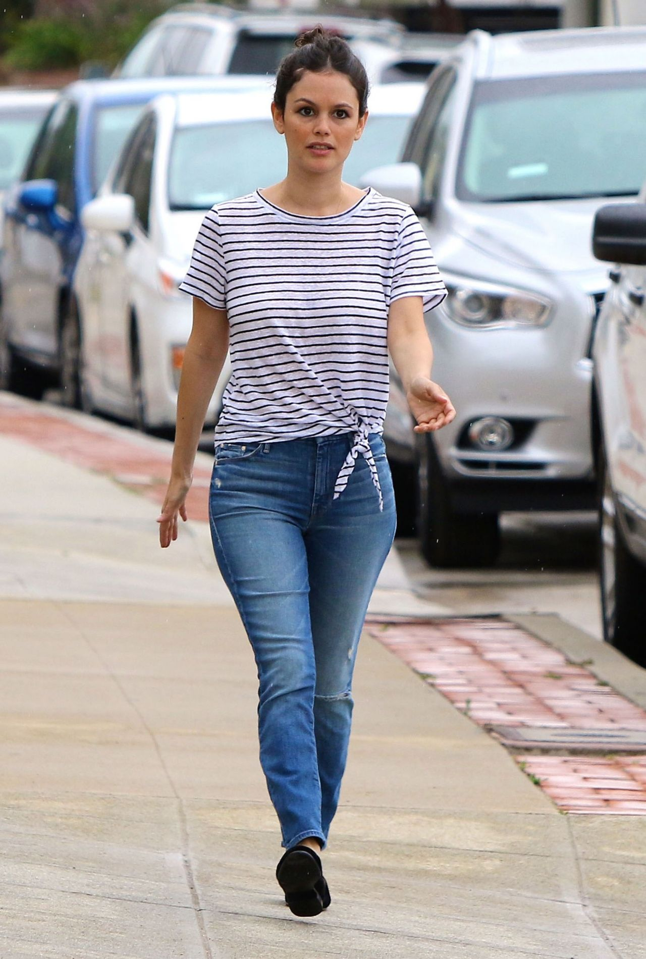 Rachel bilson street style out and about in studio city july 2015