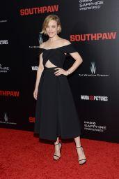 Rachel McAdams - Southpaw Premiere in  New York City