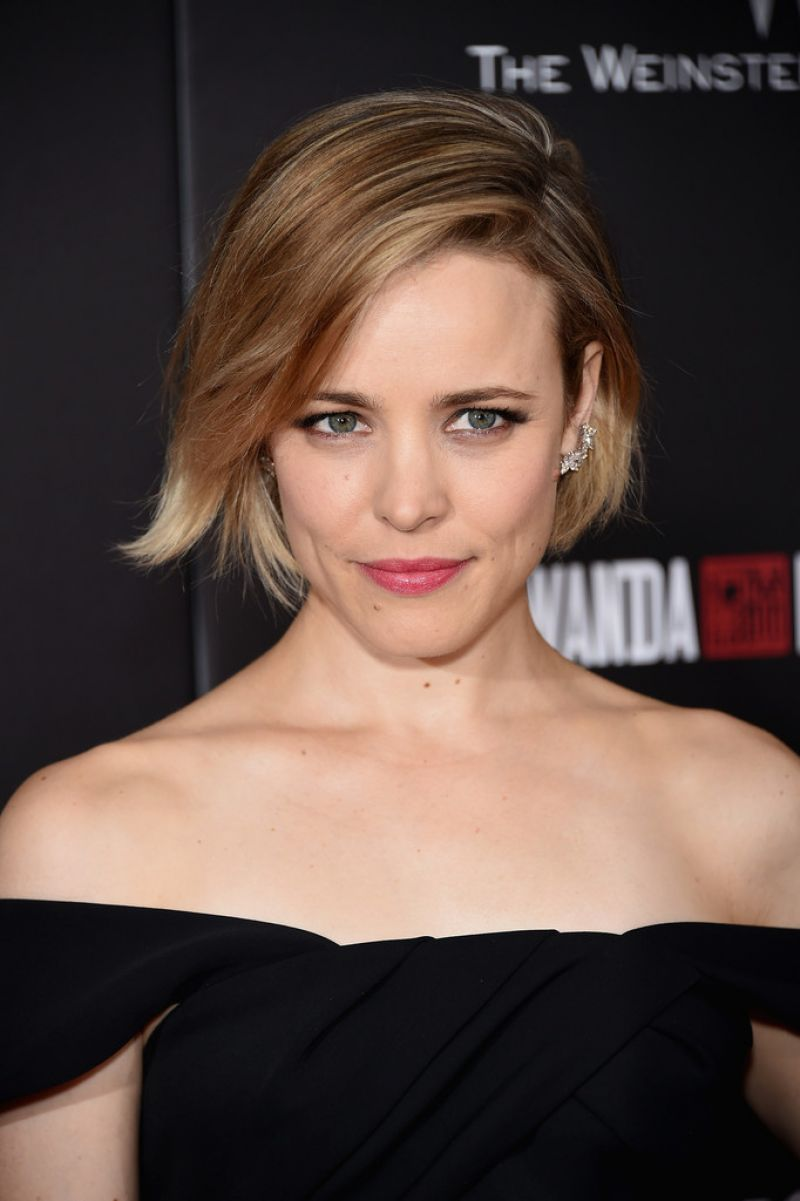 Rachel Mcadams Southpaw Premiere In New York City