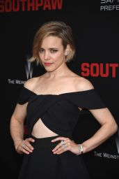 Rachel McAdams - Southpaw Premiere in  New York City