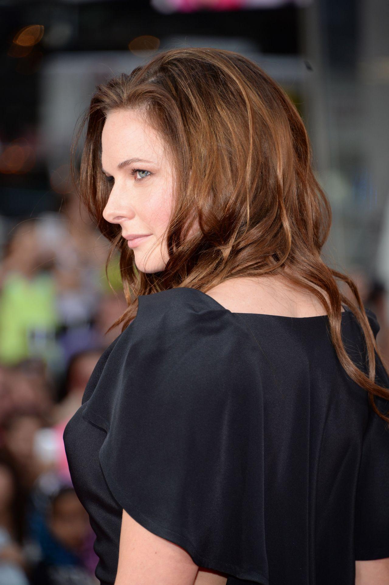 Rebecca Ferguson - Mission: Impossible - Rogue Nation ...