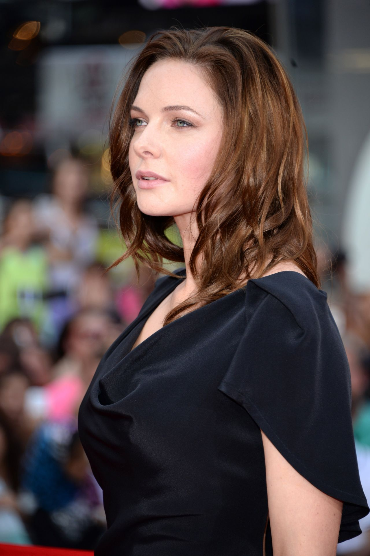 Rebecca Ferguson - Mission: Impossible - Rogue Nation ...