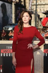 Rebecca Ferguson – 'Mission: Impossible – Rogue Nation' World Premiere in Vienna