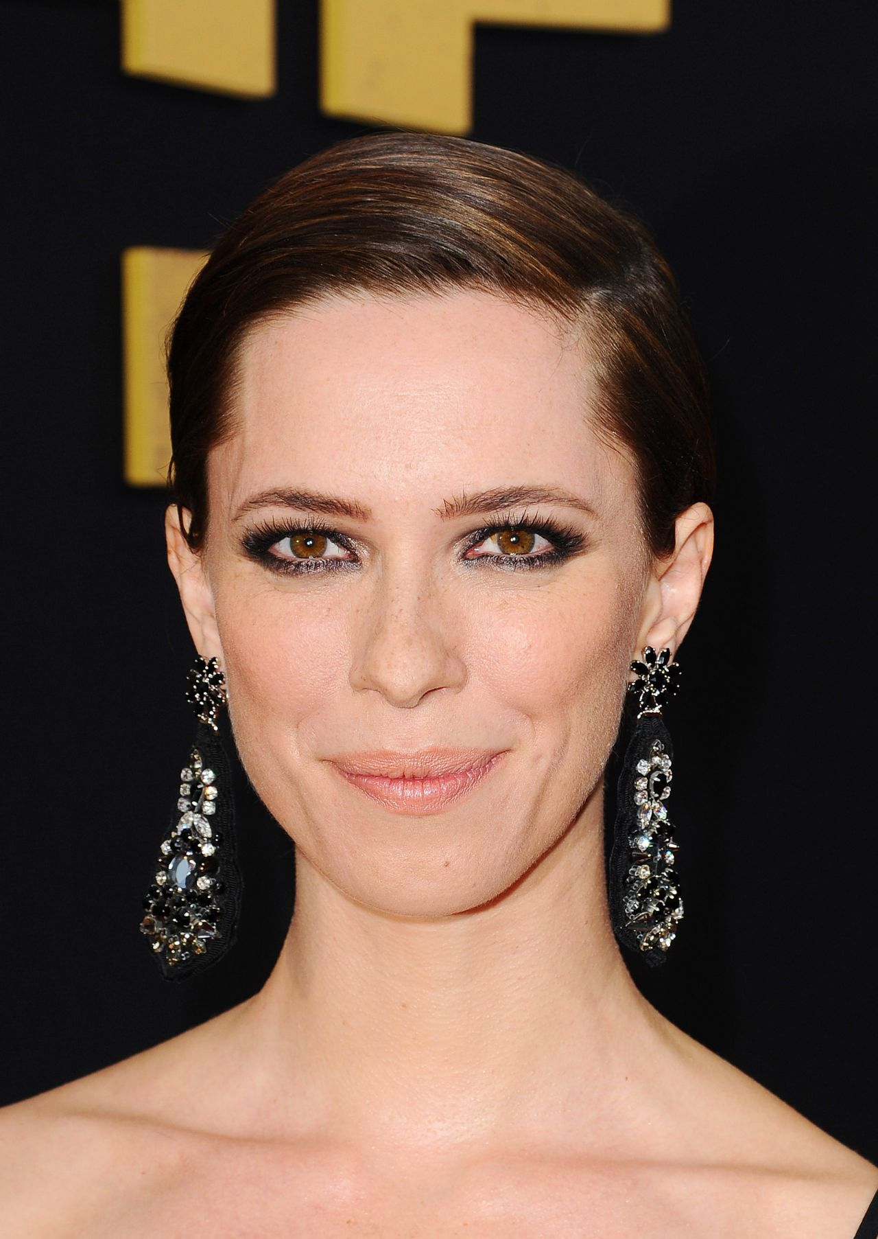 Rebecca Hall – 'The Gift' Premiere in Los Angeles