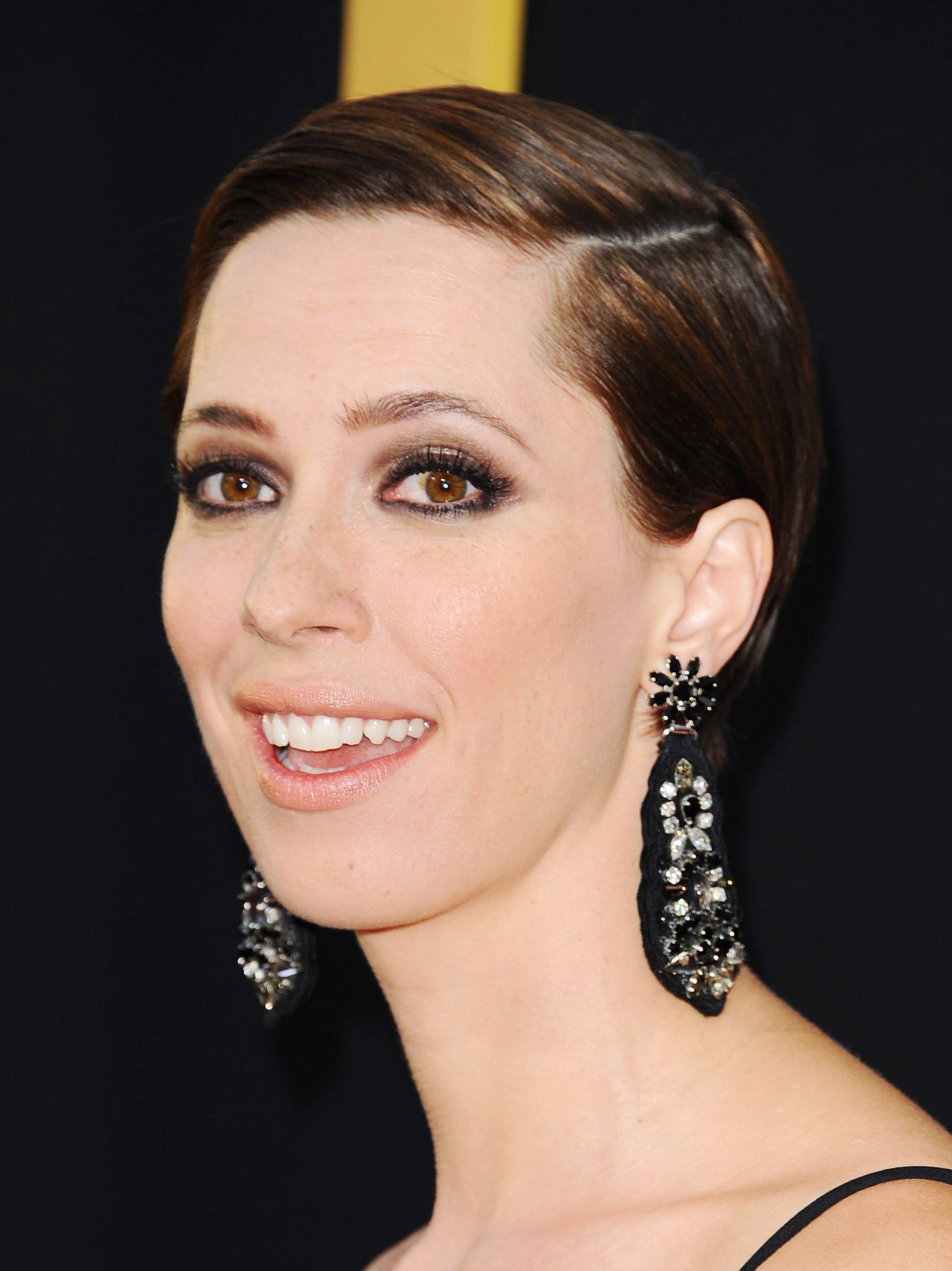 Rebecca Hall The Gift Premiere In Los Angeles