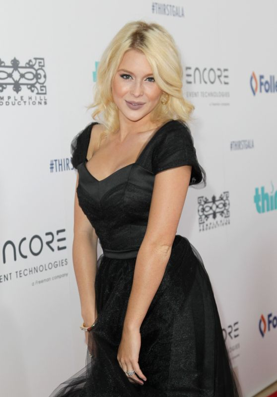 Renee Olstead – 2015 Thirst Gala in Beverly Hills