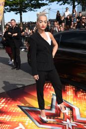 Rita Ora Fashion - at