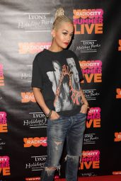 Rita Ora - Radio City Summer Live in Liverpool, July 2015