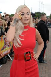 Rita Ora - The X Factor Auditions in Manchester, July 2015