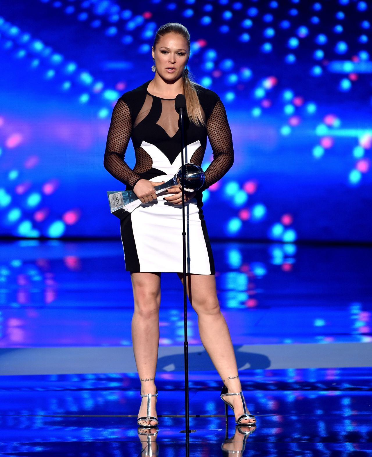 Ronda Rousey Is Hot - 2015 Espys In Los Angeles-5147