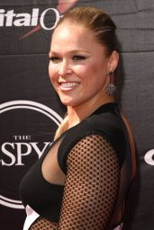Ronda Rousey is Hot - 2015 ESPYS in Los Angeles
