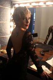 Rumer Willis - 2015 Photoshoot & BTS for Chicago