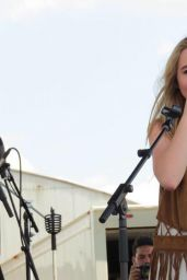 Sabrina Carpenter - 2015 Ballooning Festival in New Jersey