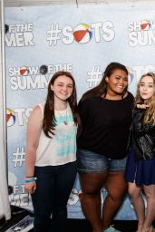 Sabrina Carpenter - 2015 FanFest at Show Of The Summer in Hershey
