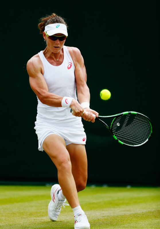 Samantha Stosur – Wimbledon Tournament 2015 – Second Round