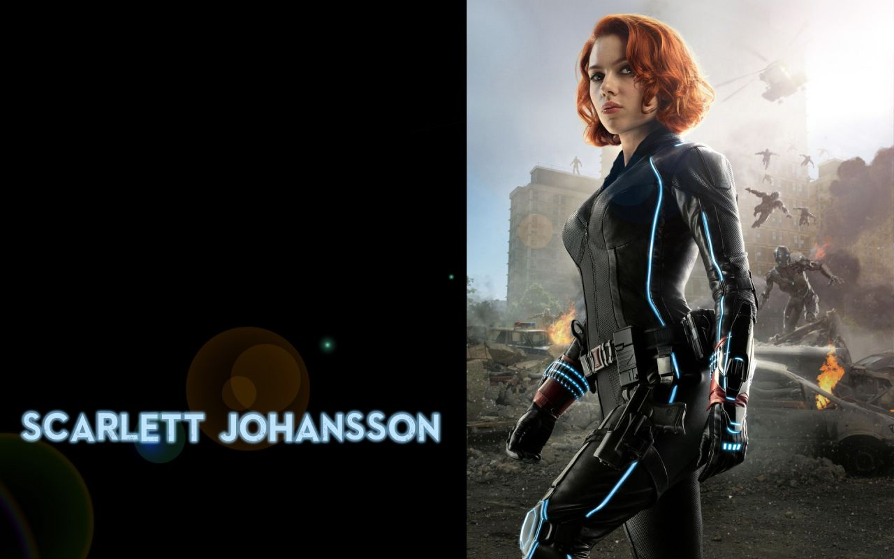 Scarlett Johansson Hot Wallpapers 9