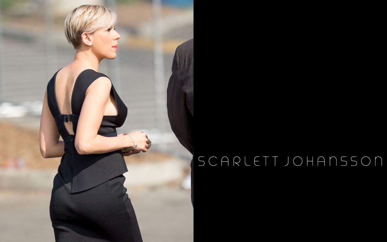 Scarlett Johansson Hot Wallpapers 9-4175