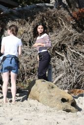 Selena Gomez - Photoshoot Set in Malibu, July 2015