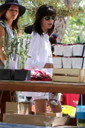 Selma Blair at Her Kids B-Day Party in Los Angeles, July 2015