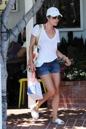 Selma Blair - Shopping at Fred Segal in West Hollywood, July 2015