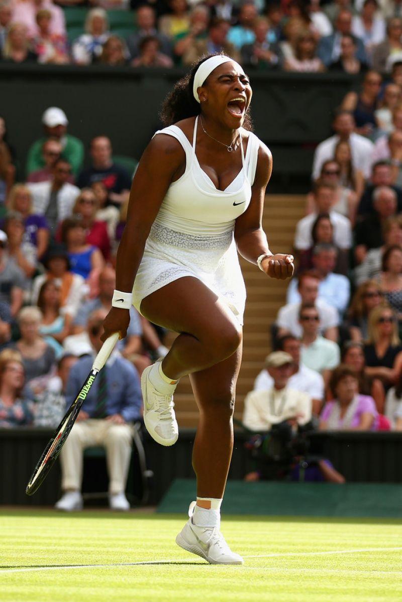Mercedes Of Miami >> Serena Williams – Wimbledon Tournament 2015 – Quarterfinal