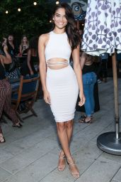 Shanina Shaik - Galore x G-Shock S Series Summer Bombshell Pool Party in New York City