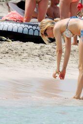 Sienna Miller Bikini Candids - Spain, July 2015